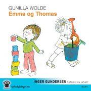 Lydbok - Emma og Thomas-