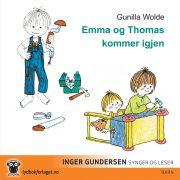 Lydbok - Emma og Thomas kommer igjen-