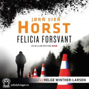 Lydbok - Felicia forsvant-