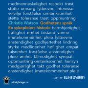 Lydbok - Godhetens språk-