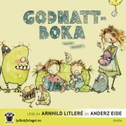 Lydbok - Godnattboka: nynorske forteljingar-