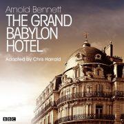 Lydbok - Grand Babylon Hotel