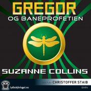 Lydbok - Gregor og Baneprofetien-