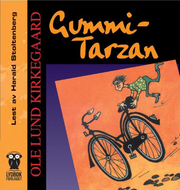 Lydbok - Gummi-Tarzan-
