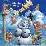Lydbok - Hallo i uken 1990-99-