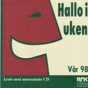 Lydbok - Hallo i uken - Vår 98-