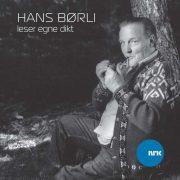 Lydbok - Hans Børli leser egne dikt-