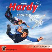 Lydbok - Hardy-guttene - Ekstrem fare-