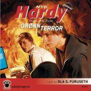 Lydbok - Hardy-guttene - Grønn terror-