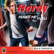Lydbok - Hardy-guttene - Panikk på tivoli-