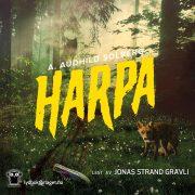 Lydbok - Harpa-