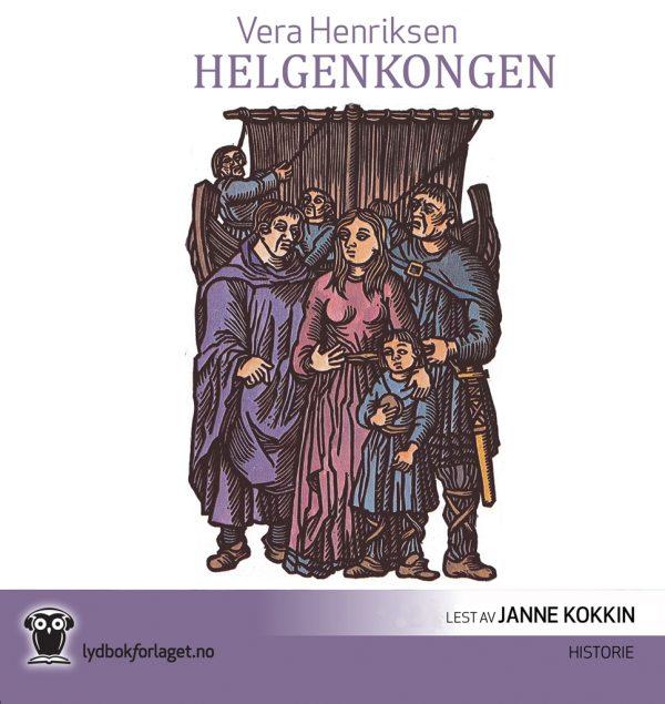 Lydbok - Helgenkongen-