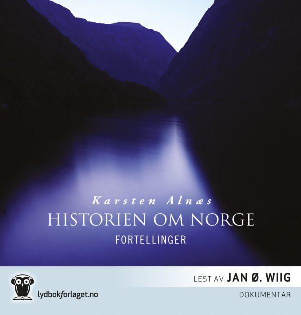 Lydbok - Historien om Norge-