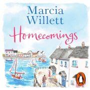 Lydbok - Homecomings-Marcia Willett