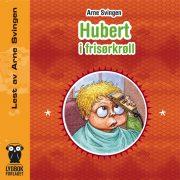 Lydbok - Hubert i frisørkrøll-