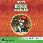 Lydbok - Hubert som nissetufs-