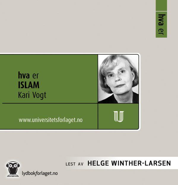 Lydbok - Hva er islam-