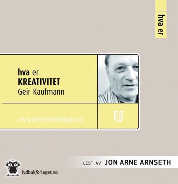 Lydbok - Hva er kreativitet-