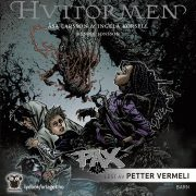 Lydbok - Hvitormen-