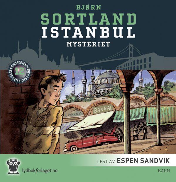 Lydbok - Istanbul-mysteriet-