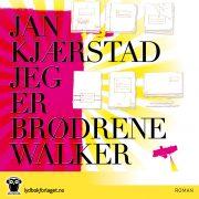 Lydbok - Jeg er brødrene Walker-