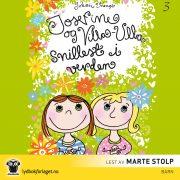 Lydbok - Josefine og Villa-Ulla. Snillest i verden-