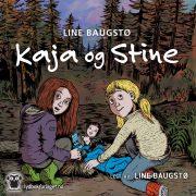 Lydbok - Kaja og Stine-