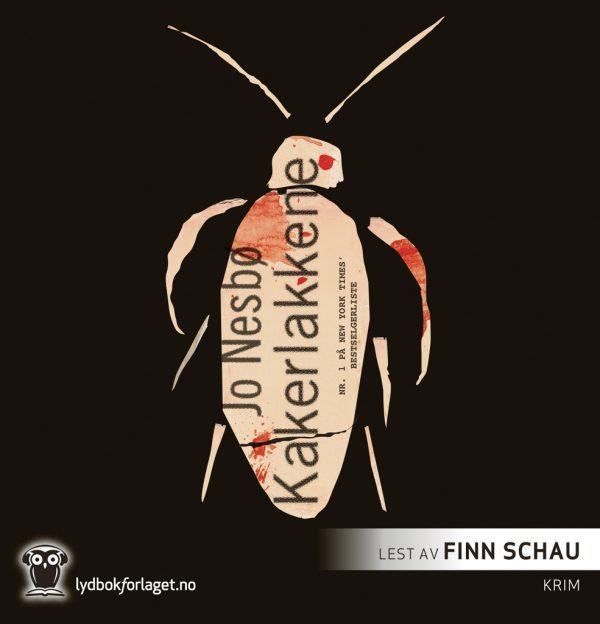 Lydbok - Kakerlakkene-