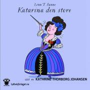 Lydbok - Katarina den store-