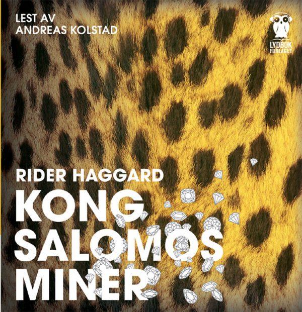 Lydbok - Kong Salomos miner-