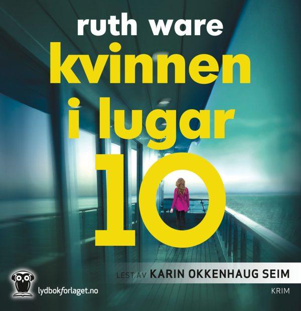 Lydbok - Kvinnen i lugar 10-