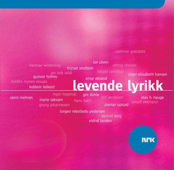 Lydbok - Levende lyrikk-