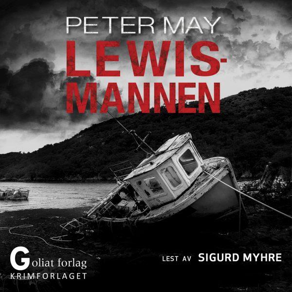 Lydbok - Lewismannen-