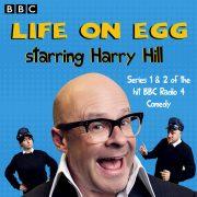 Lydbok - Life on Egg Starring Harry Hill-Daniel Maier