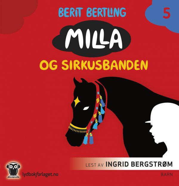 Lydbok - Milla og sirkusbanden-