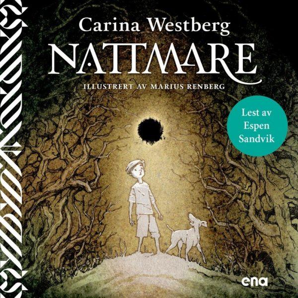 Lydbok - Nattmare-Carina Westberg