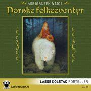Lydbok - Norske folkeeventyr-