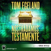 Lydbok - Nostradamus' testamente-