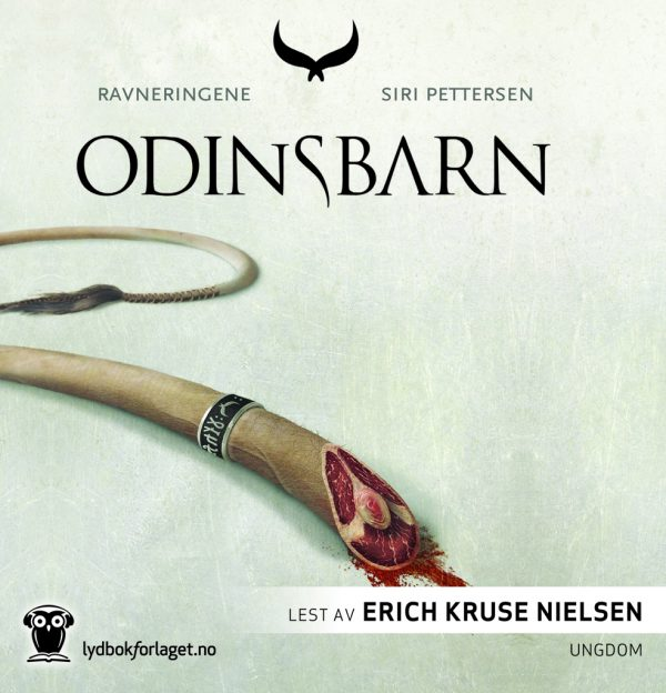 Lydbok - Odinsbarn-