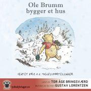 Lydbok - Ole Brumm bygger et hus-