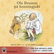 Lydbok - Ole Brumm på honningjakt-