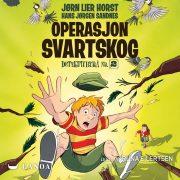 Lydbok - Operasjon Svartskog-