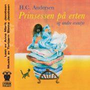 Lydbok - Prinsessen på erten og andre eventyr-