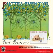 Lydbok - Puttes eventyr i blåbærskogen og Nissene i hatten-