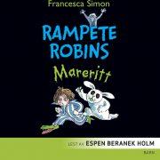 Lydbok - Rampete Robins mareritt-