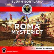 Lydbok - Roma-mysteriet-