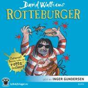 Lydbok - Rotteburger-