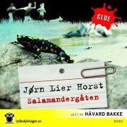 Lydbok - Salamandergåten-