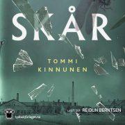 Lydbok - Skår : tredagersroman-