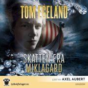 Lydbok - Skatten fra Miklagard-